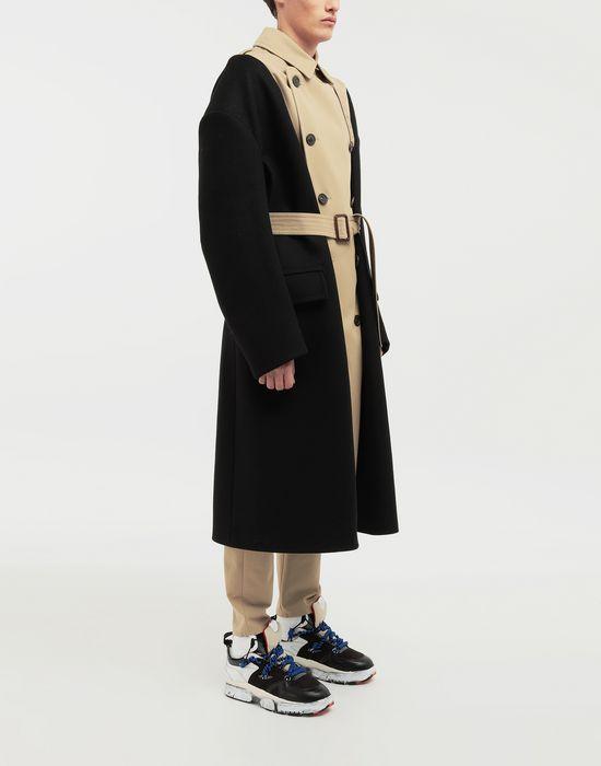 MAISON MARGIELA Two-tone trench coat Raincoat [*** pickupInStoreShippingNotGuaranteed_info ***] d