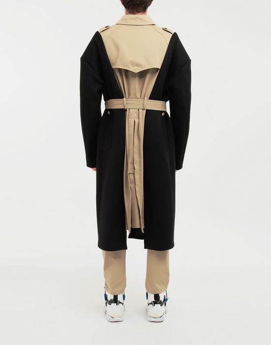 MAISON MARGIELA Two-tone trench coat Raincoat [*** pickupInStoreShippingNotGuaranteed_info ***] e