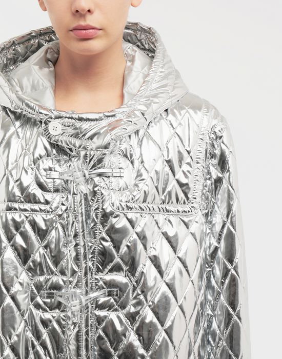 MM6 MAISON MARGIELA Quilted hood coat Coat [*** pickupInStoreShipping_info ***] b