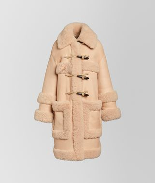 COAT IN SHEARLING