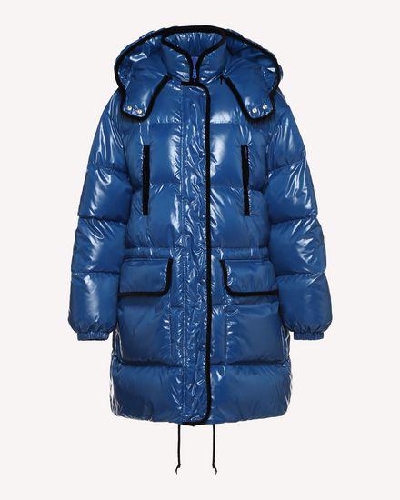 REDValentino Down jacket Woman QR0CP00G47W AR8 a