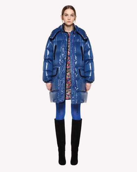 REDValentino Down jacket Woman QR0CP00G47W AR8 f