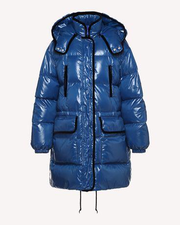 REDValentino QR0CP00G47W AR8 Down jacket Woman a