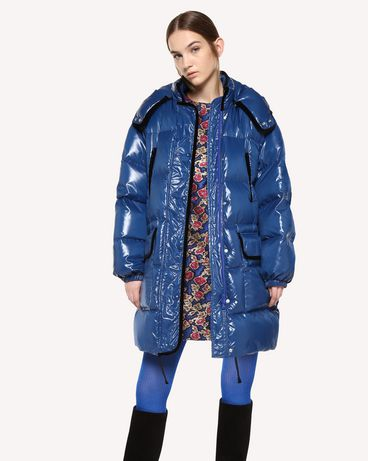REDValentino QR0CP00G47W AR8 Down jacket Woman d