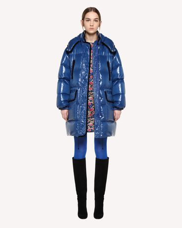 REDValentino QR0CP00G47W AR8 Down jacket Woman f