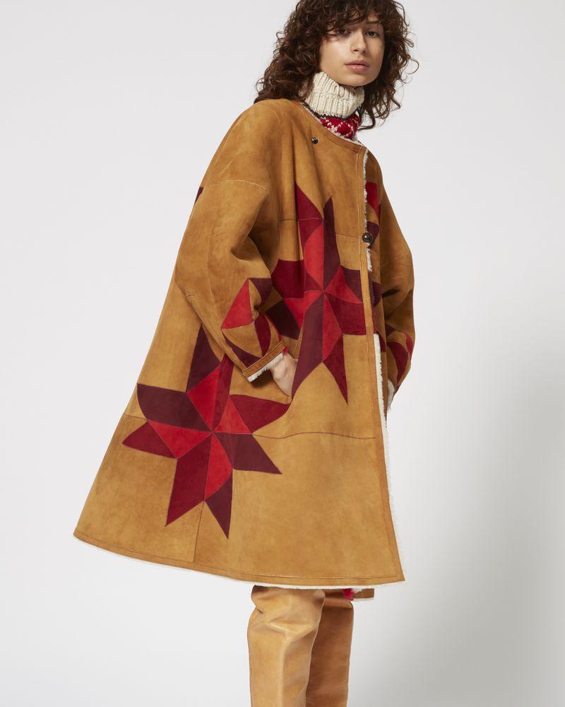 ABAN coat ISABEL MARANT