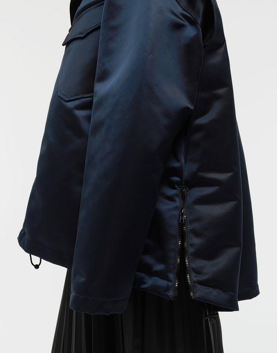 MAISON MARGIELA Techno canvas sportsjacket Jacket [*** pickupInStoreShipping_info ***] b