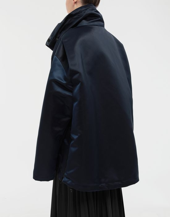 MAISON MARGIELA Techno canvas sportsjacket Jacket [*** pickupInStoreShipping_info ***] e