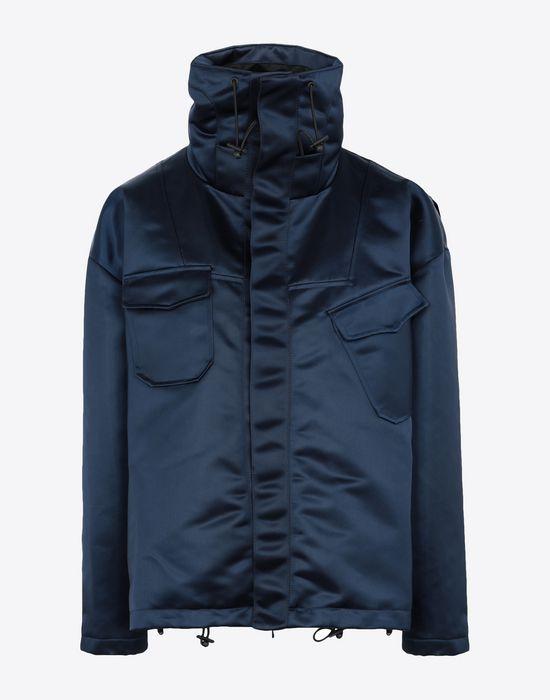 MAISON MARGIELA Techno canvas sportsjacket Jacket [*** pickupInStoreShipping_info ***] f