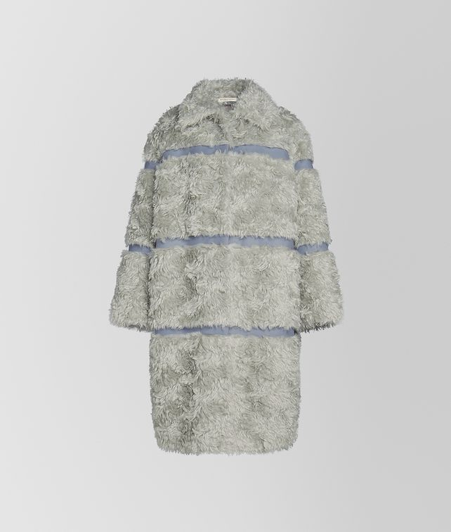 BOTTEGA VENETA COAT IN MOHAIR AND COTTON Outerwear and Jacket [*** pickupInStoreShipping_info ***] fp
