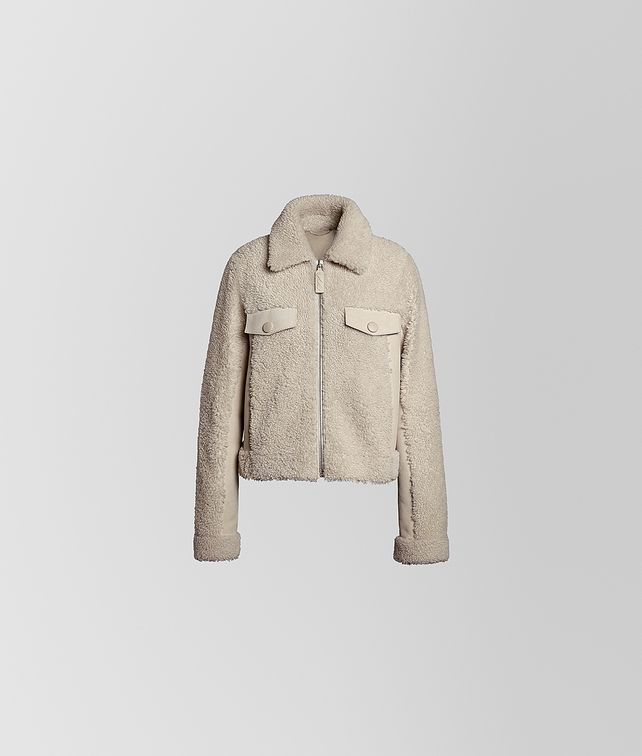 BOTTEGA VENETA JACKET IN SHEARLING Outerwear and Jacket [*** pickupInStoreShipping_info ***] fp