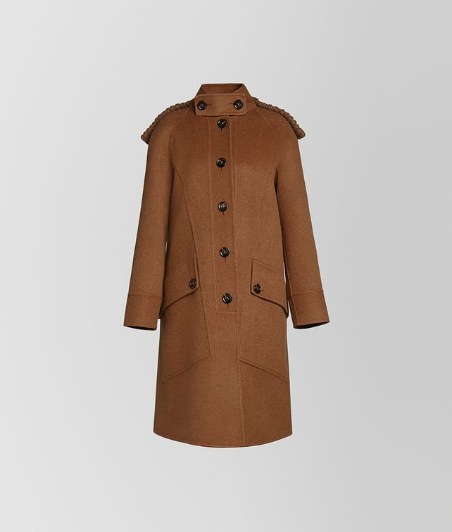 BOTTEGA VENETA COAT IN DOUBLE CASHMERE AND WOOL Outerwear and Jacket [*** pickupInStoreShipping_info ***] fp