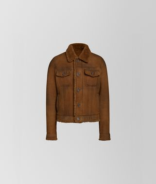 JACKET IN SHEARLING