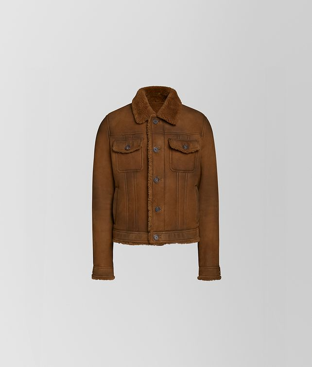 BOTTEGA VENETA JACKET IN SHEARLING Outerwear and Jacket [*** pickupInStoreShippingNotGuaranteed_info ***] fp
