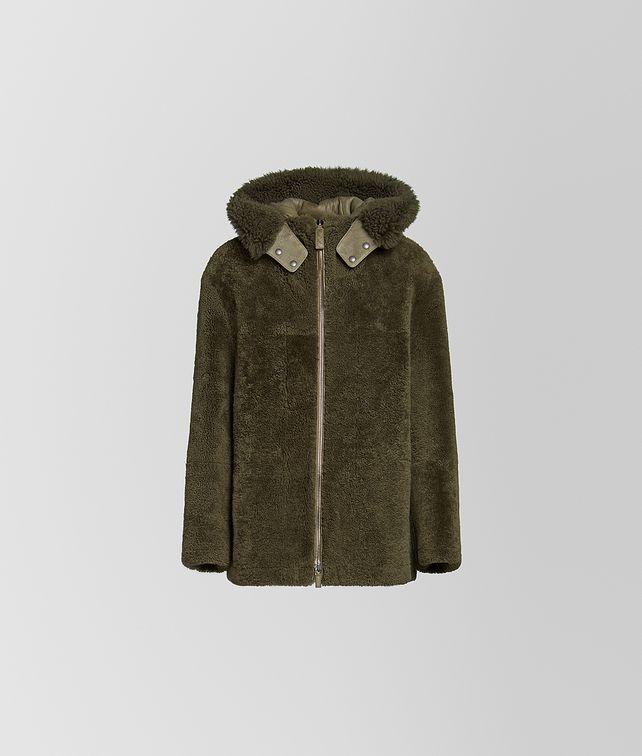 BOTTEGA VENETA JACKET IN SHEARLING Outerwear and Jacket Man fp