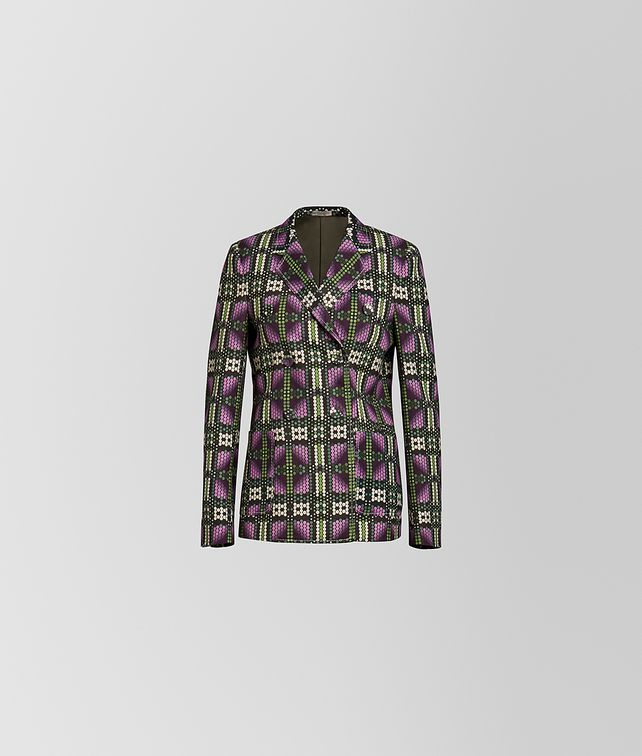 BOTTEGA VENETA JACKET IN COTTON Outerwear and Jacket [*** pickupInStoreShipping_info ***] fp