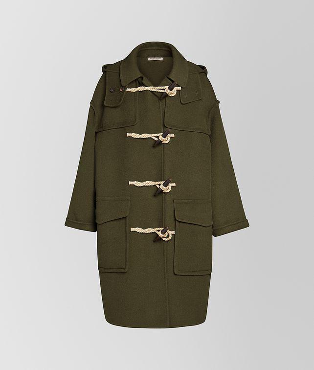 BOTTEGA VENETA COAT IN DOUBLE CASHMERE Outerwear and Jacket Woman fp