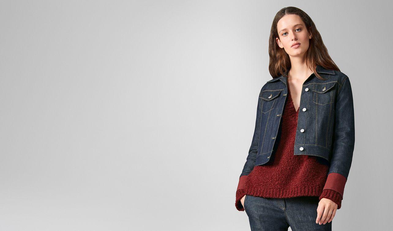 jacket in cotton  landing