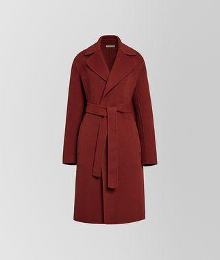 双层羊绒外套