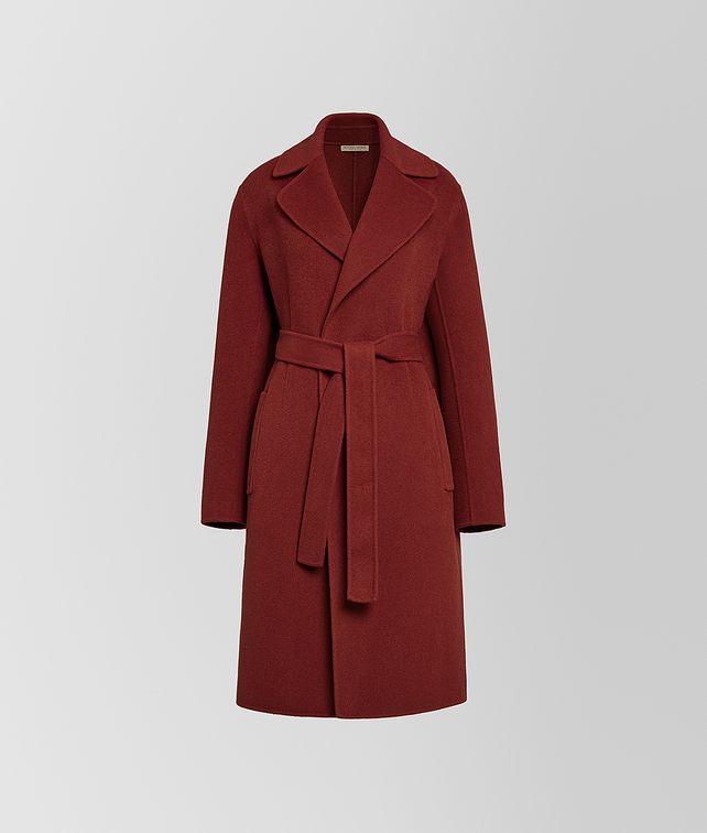 BOTTEGA VENETA COAT IN DOUBLE CASHMERE Outerwear and Jacket [*** pickupInStoreShipping_info ***] fp