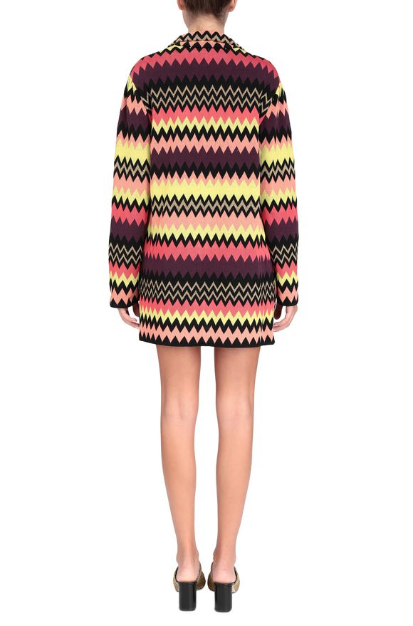 M MISSONI Jacket Woman, Side view