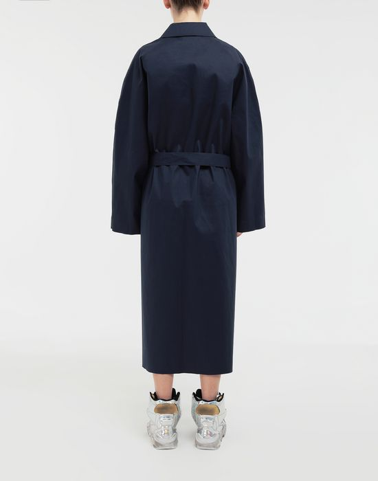 MAISON MARGIELA  Two-tone trench coat Raincoat [*** pickupInStoreShipping_info ***] e