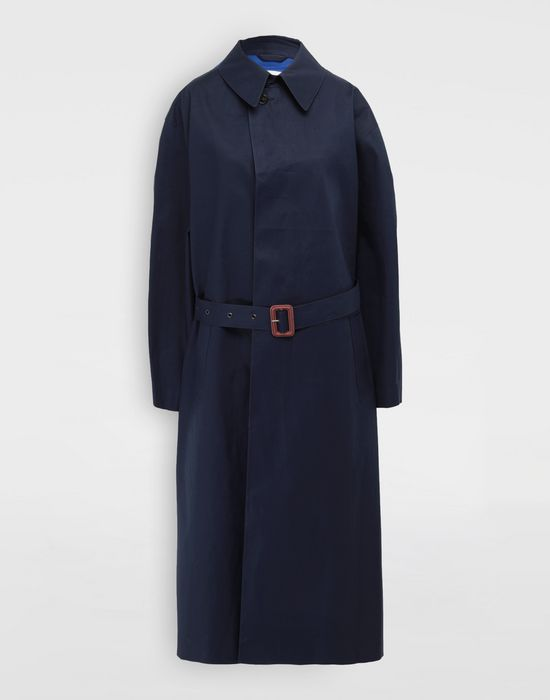 MAISON MARGIELA  Two-tone trench coat Raincoat [*** pickupInStoreShipping_info ***] f