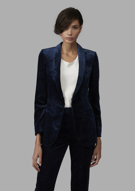 GIORGIO ARMANI Tuxedo Jacket Woman f
