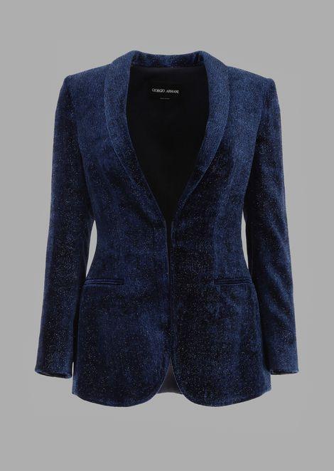 GIORGIO ARMANI Tuxedo Jacket Woman r