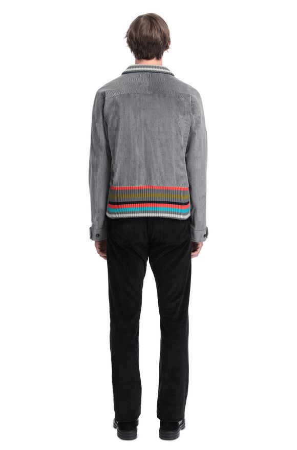 MISSONI Anorak Man, Rear view