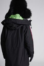 DSQUARED2 Dsquared2 Nylon Ski Parka With Puffer Jacket 大衣 男士