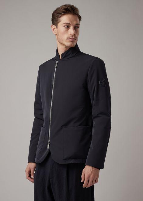 GIORGIO ARMANI Puffer Jacket Man f
