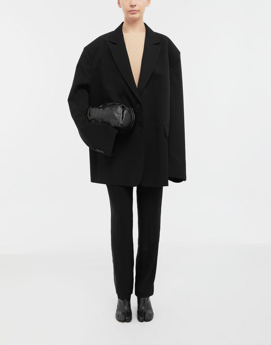 MAISON MARGIELA Oversized wool jacket Blazer [*** pickupInStoreShipping_info ***] d