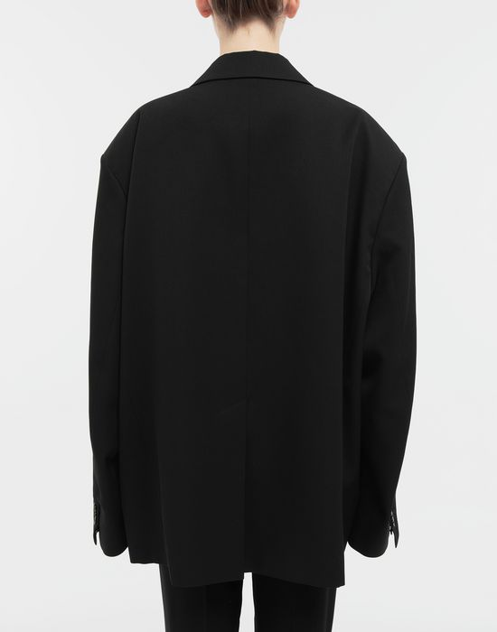MAISON MARGIELA Oversized wool jacket Blazer [*** pickupInStoreShipping_info ***] e
