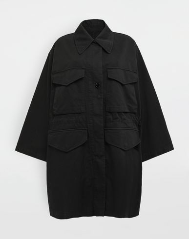 MM6 MAISON MARGIELA Mid-length jacket [*** pickupInStoreShipping_info ***] Military sports jacket f
