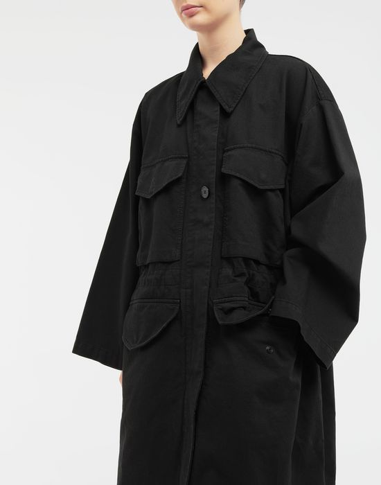 MM6 MAISON MARGIELA Military sports jacket Mid-length jacket [*** pickupInStoreShipping_info ***] a