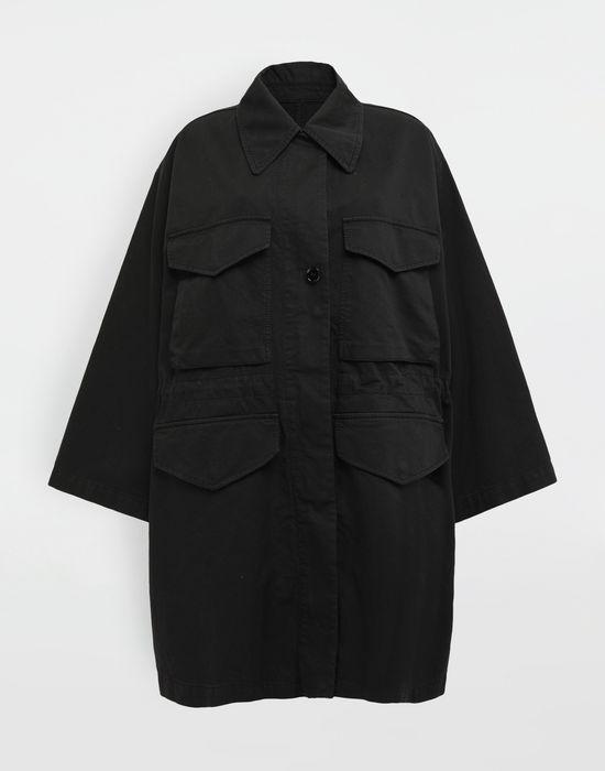 MM6 MAISON MARGIELA Military sports jacket Mid-length jacket [*** pickupInStoreShipping_info ***] f