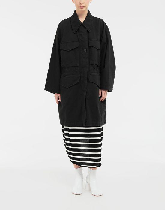 MM6 MAISON MARGIELA Military sports jacket Mid-length jacket [*** pickupInStoreShipping_info ***] r