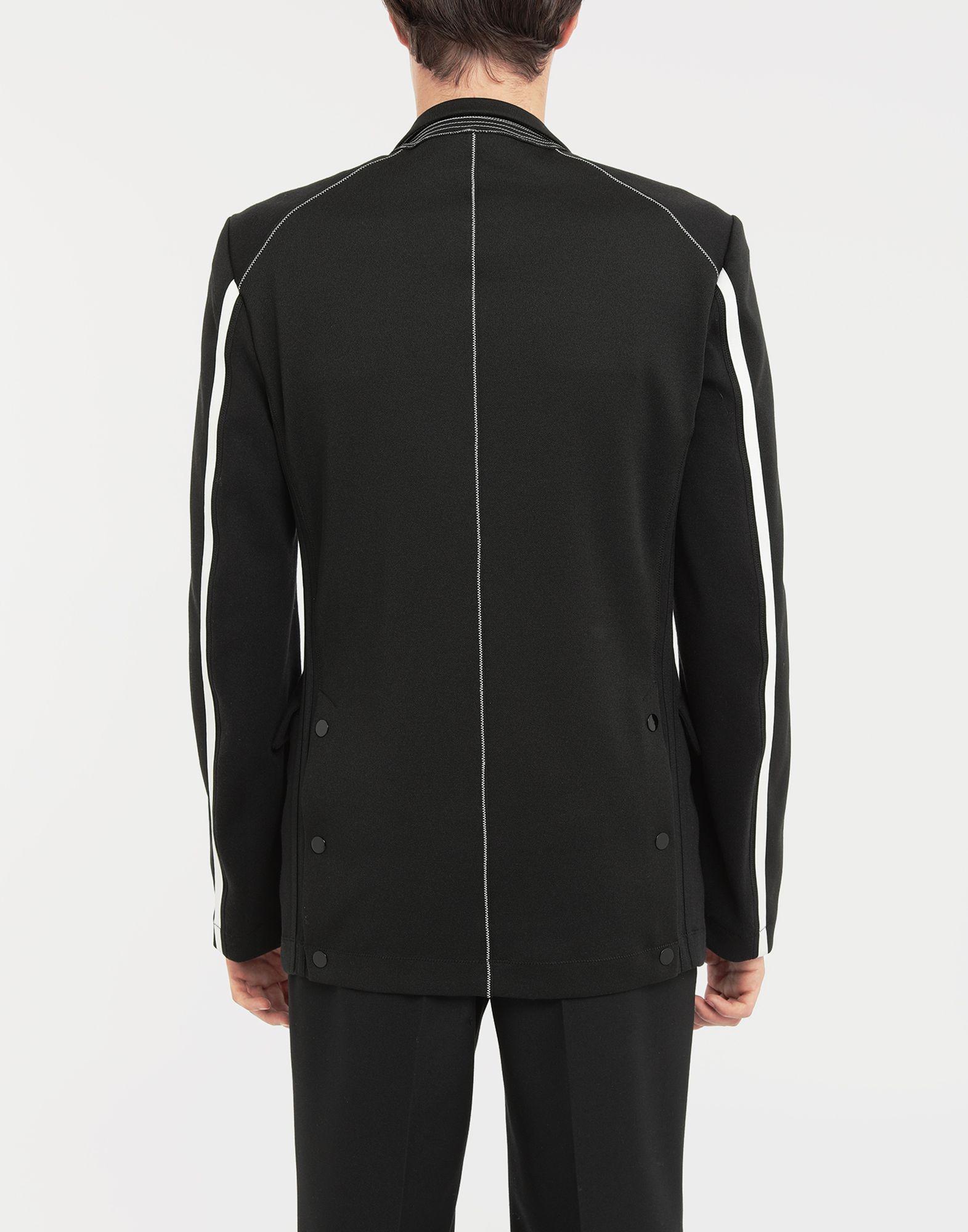 MAISON MARGIELA Exposed seam jersey jacket Blazer Man e