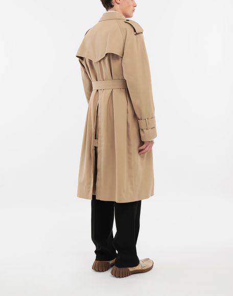 MAISON MARGIELA Zip In - Zip Out reversible denim trench coat Coat Man e