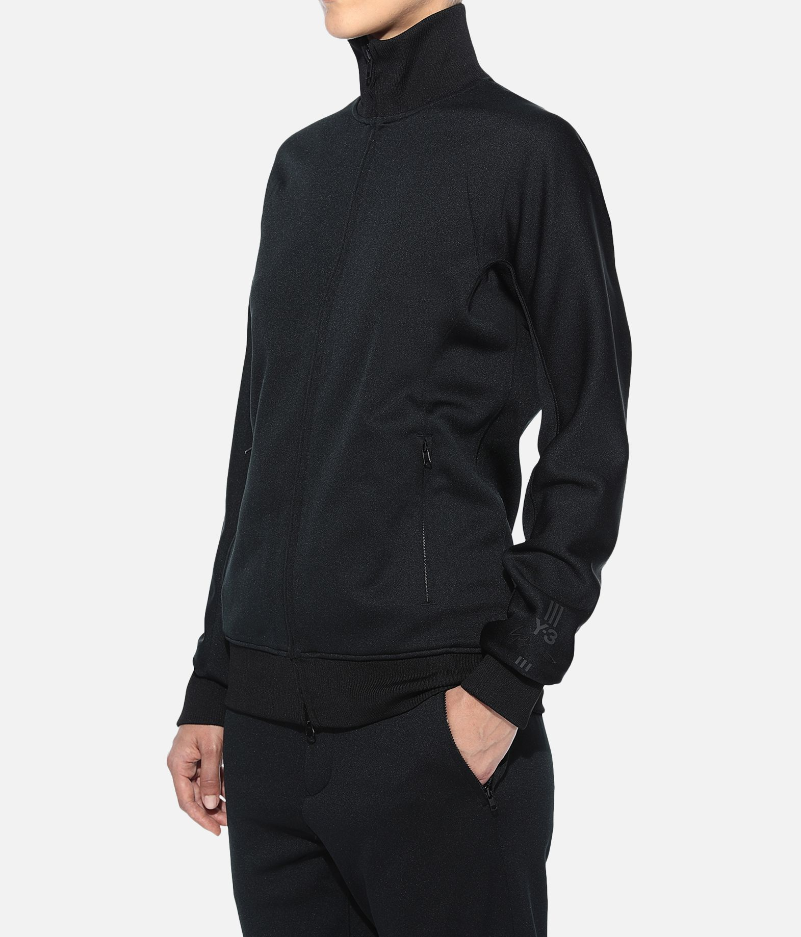 Y-3 Y-3 New Classic Track Jacket Giubbotto Donna e