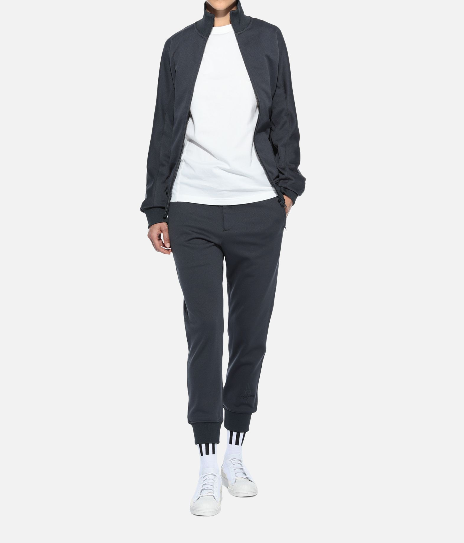 Y-3 Y-3 New Classic Track Jacket Jacket Woman a
