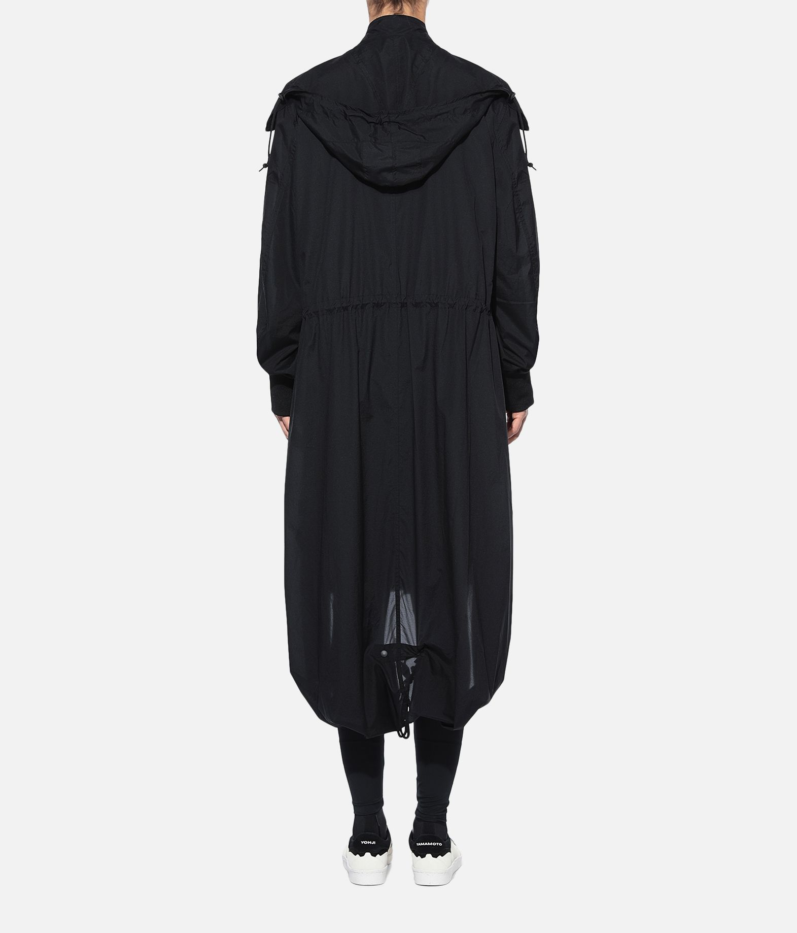 Y-3 Y-3 Adizero Fishtail Parka Nylon parka Woman d