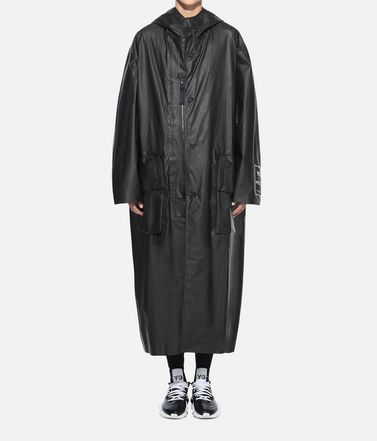 Y-3 Full-length jacket Woman Y-3 GORE-TEX Long Coat r