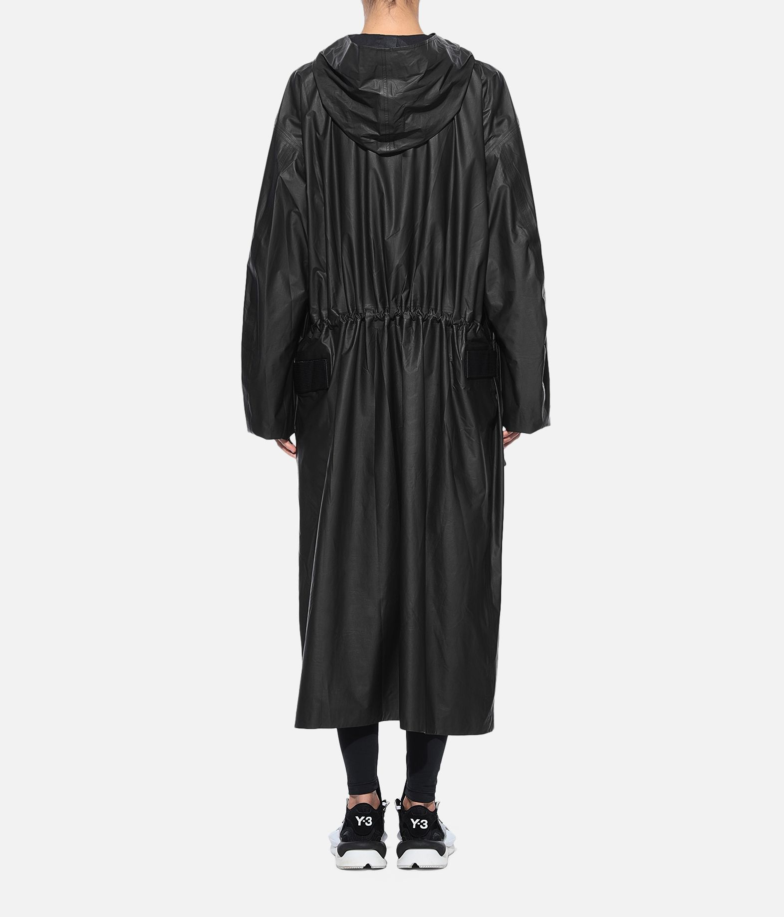 Y-3 Y-3 GORE-TEX Long Coat Full-length jacket Woman d