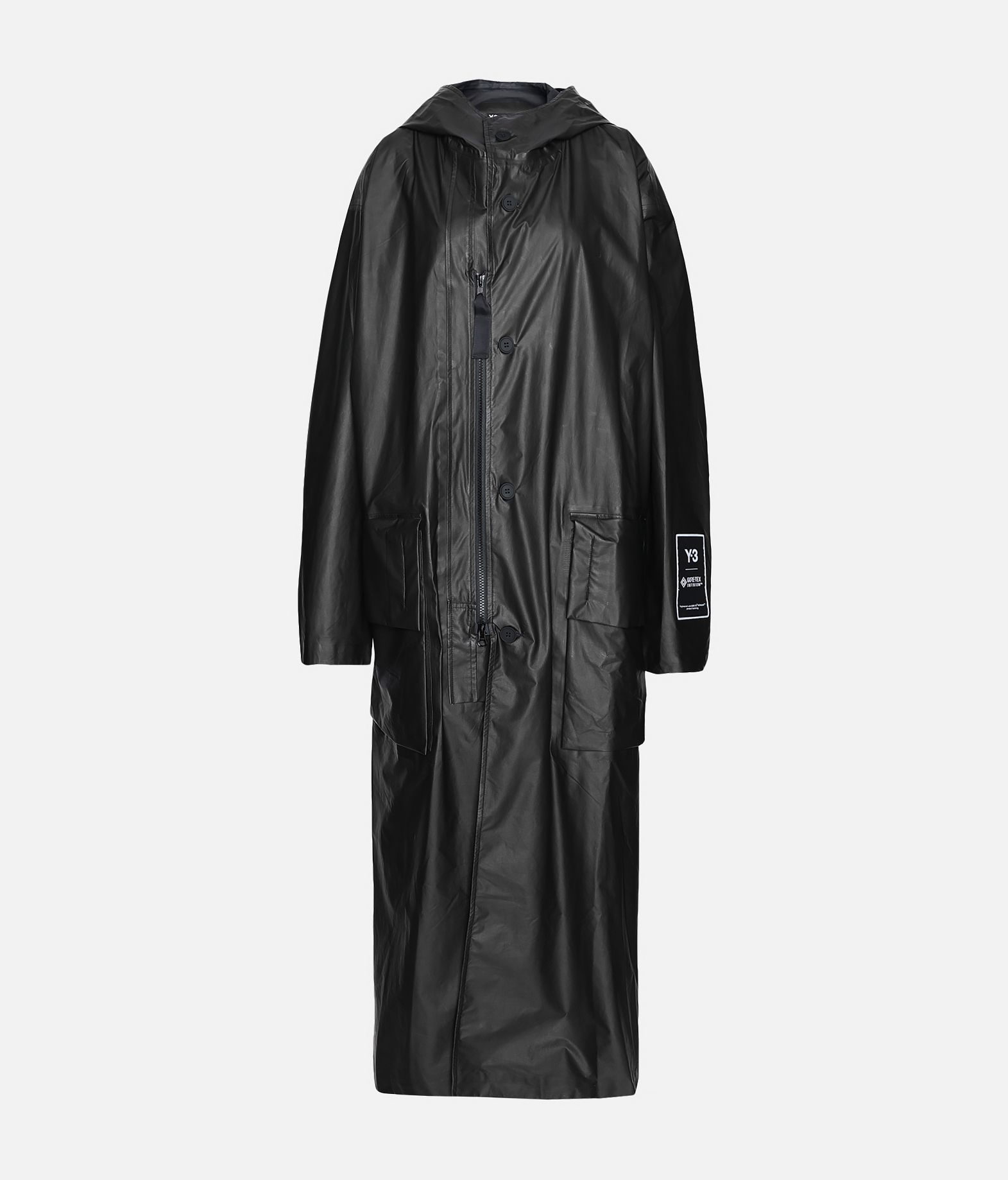 Y-3 Y-3 GORE-TEX Long Coat Full-length jacket Woman f