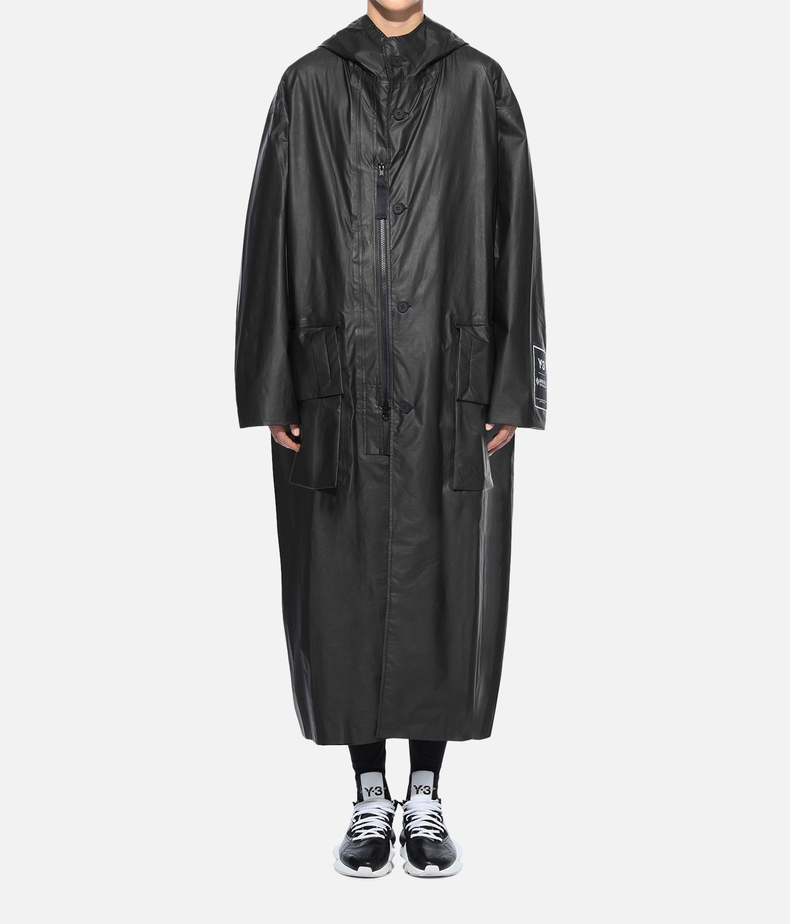 Y-3 Y-3 GORE-TEX Long Coat Full-length jacket Woman r