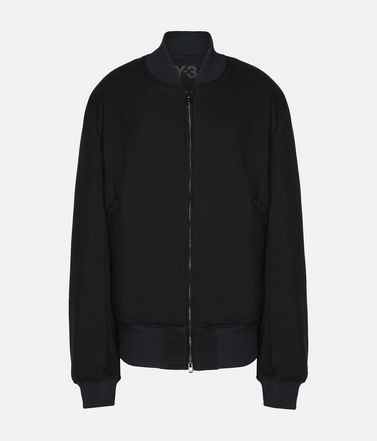 Y-3 Reversible Bomber Jacket