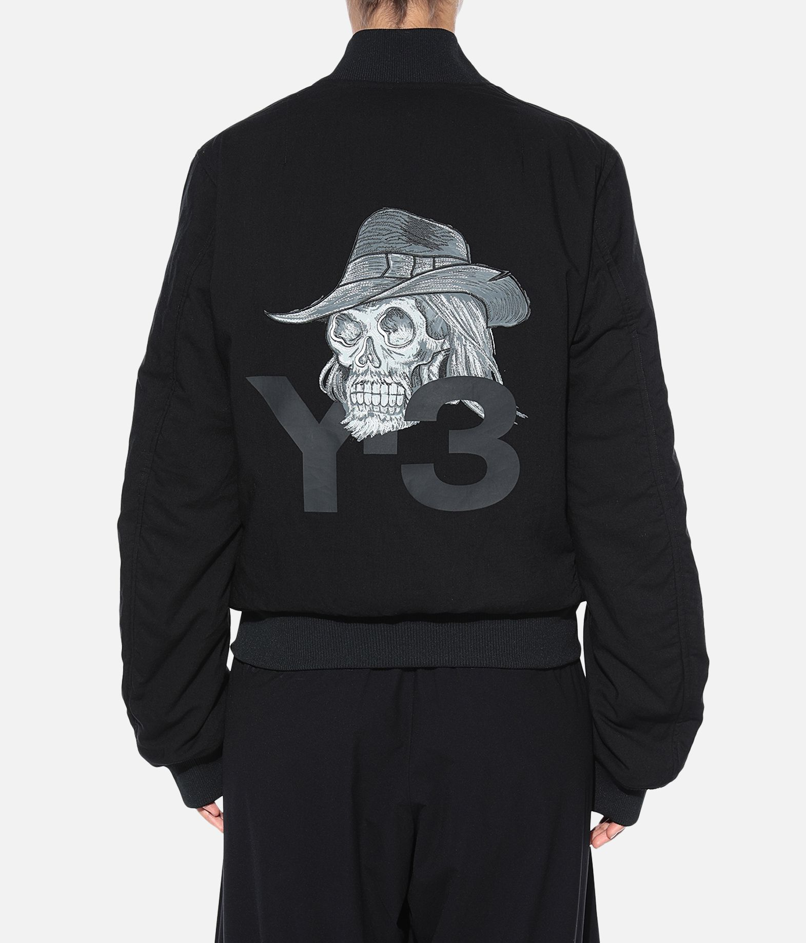 Y-3 Y-3 Reversible Bomber Jacket  Jacket Woman d