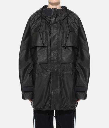 Y-3 Jacket Woman Y-3 GORE-TEX Utility Hoodie Jacket r